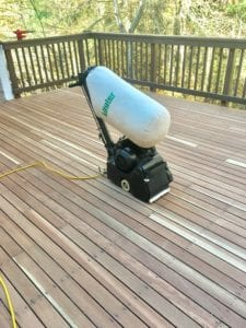 Deck Refinishing/ Staining