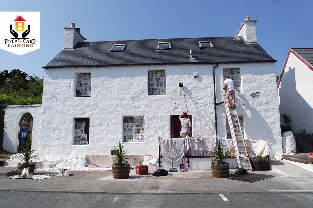 Today We Will Be Sharing Some Tips On Exterior House Painting. Keep Them In  Mind So That You U0027ll Know What To Be Aware Of When Planning To Paint Your  House: