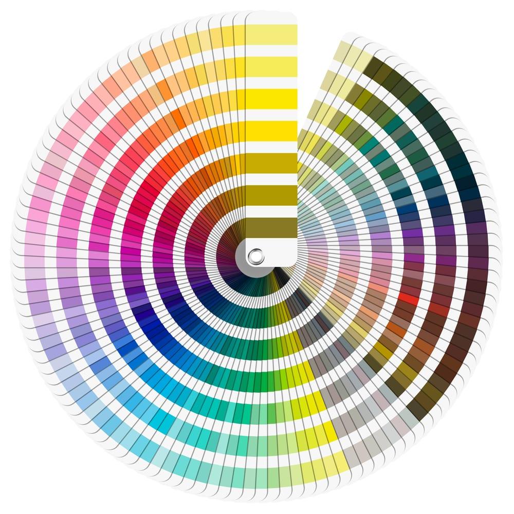 Pantone Color system