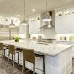 Attractive Paint Color Ideas for Kitchen Cabinets 2019