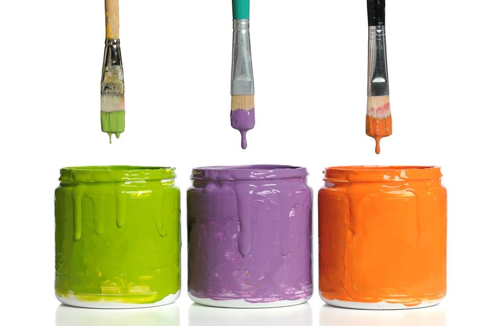 Intermediate Paint Colors