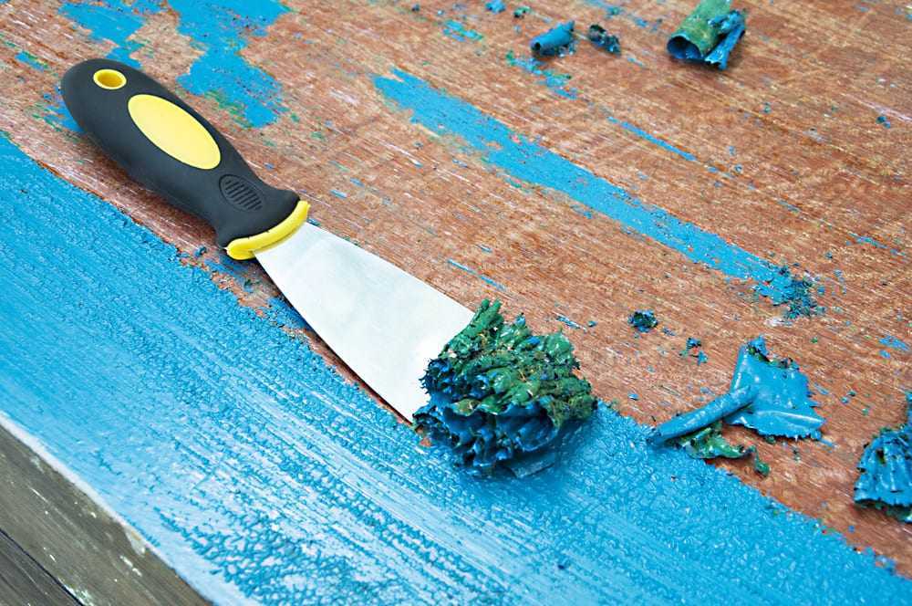 Paint Scraping Gone Easy with These Tools