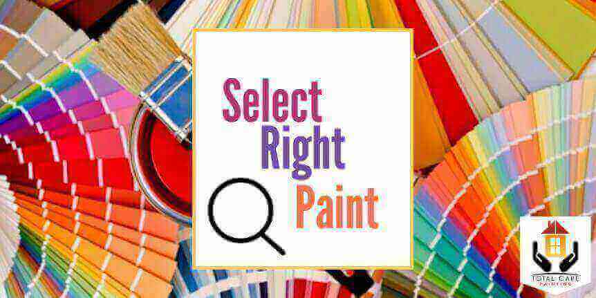 selection of melamine painting color
